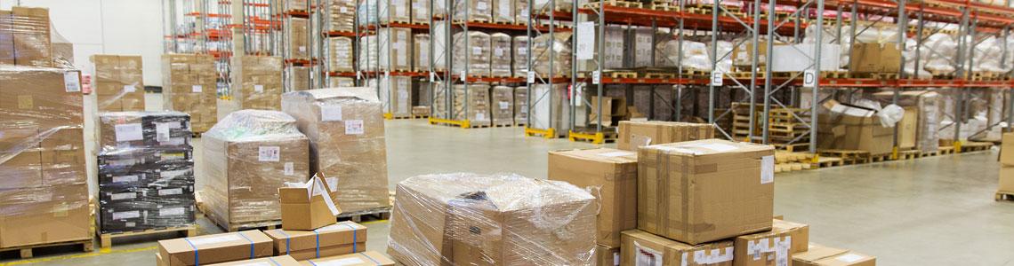 Palletized Storage
